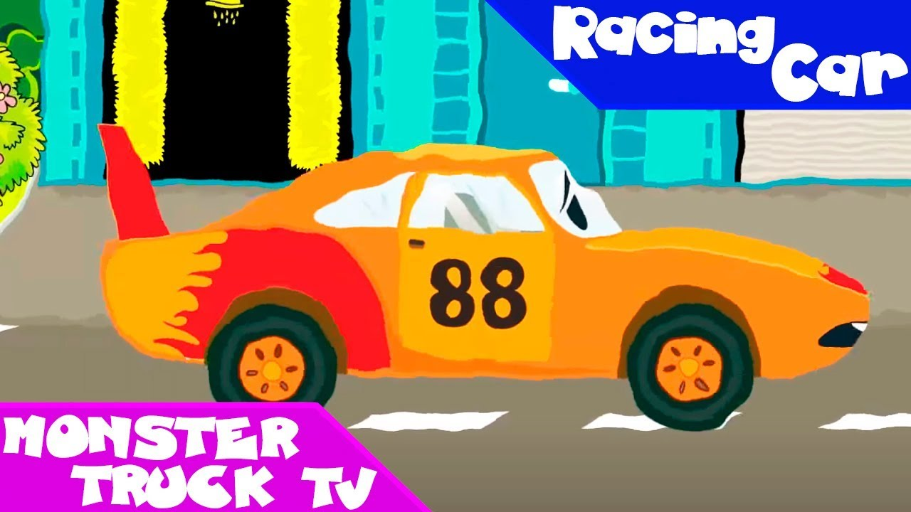 Oranges clipart race car. The orange racing with