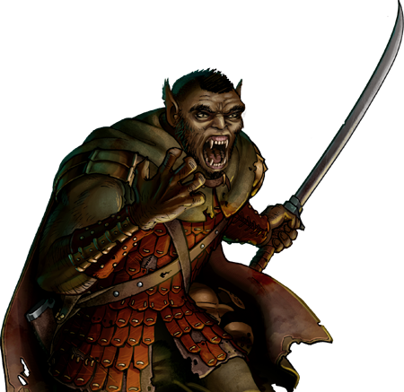 Orc warrior png. File battle for wesnoth