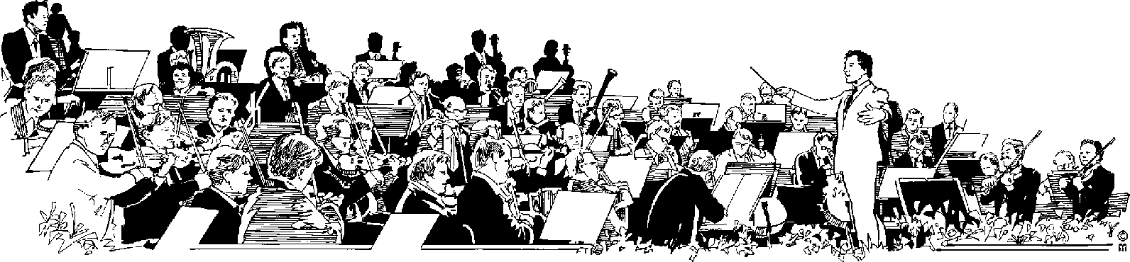Orchestra clipart spring. Group clip art library