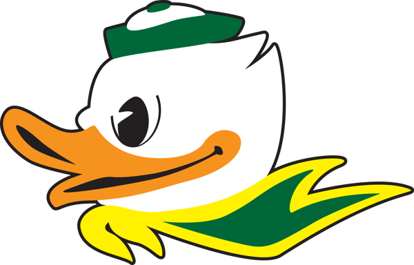 oregon duck png