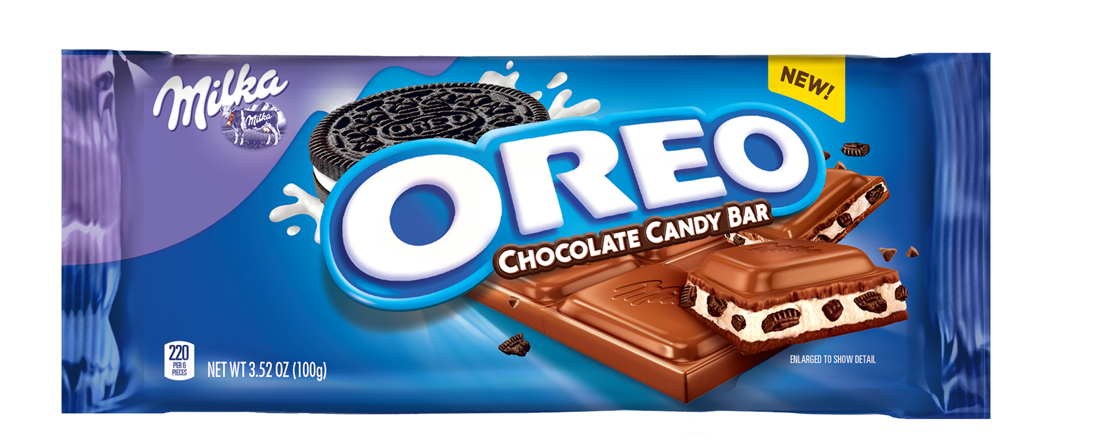 Oreo candy bar png. Releases its first ever