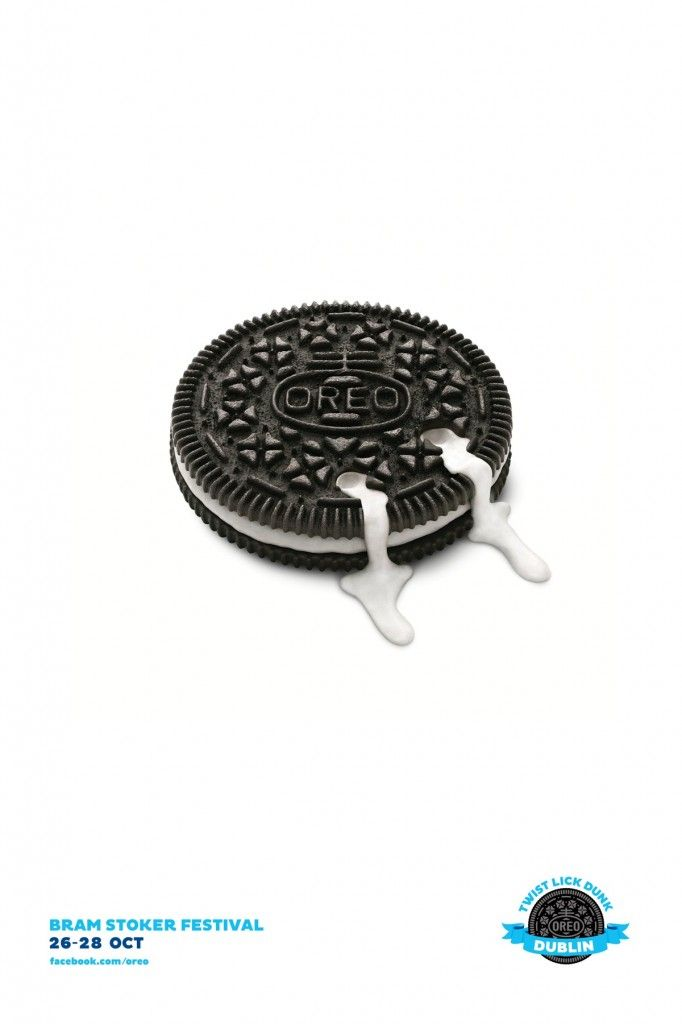 Oreo clipart advertisement. Best ads images