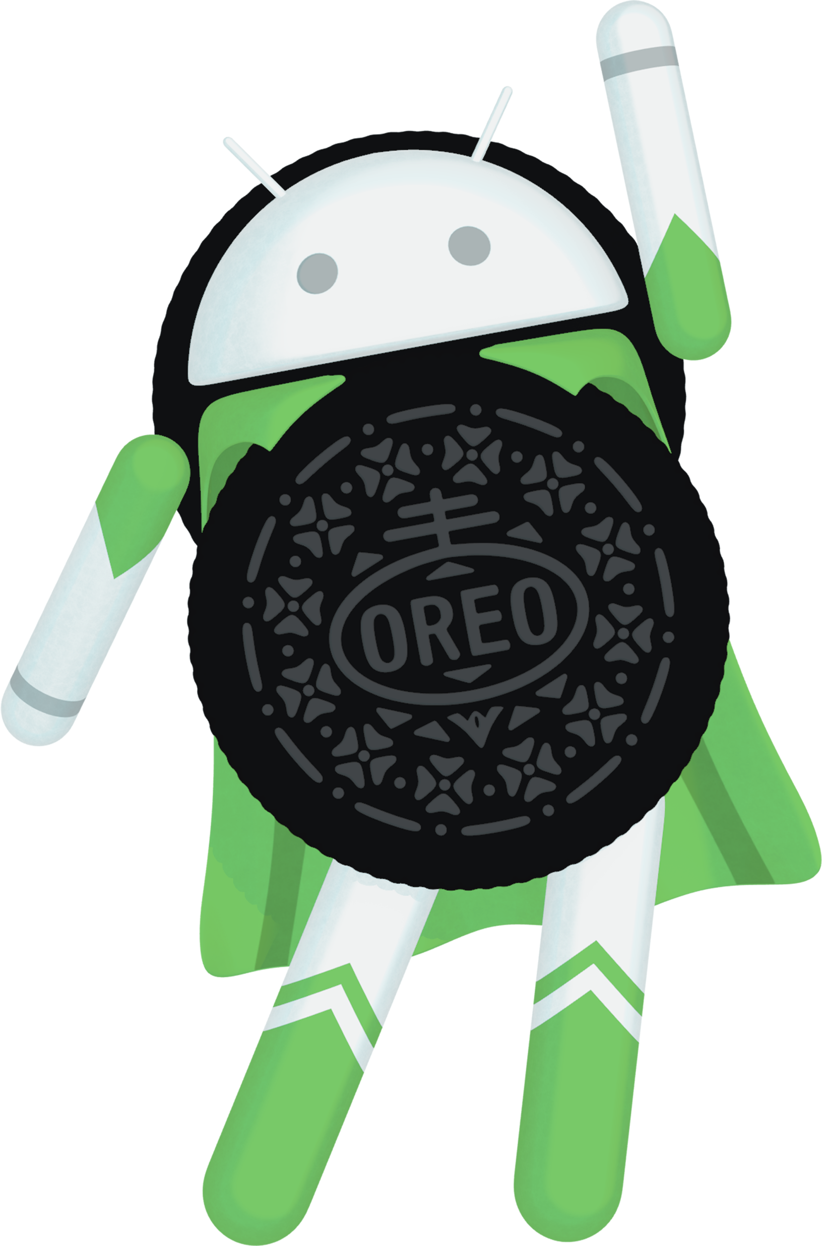Oreo clipart advertisement. Android may fix a