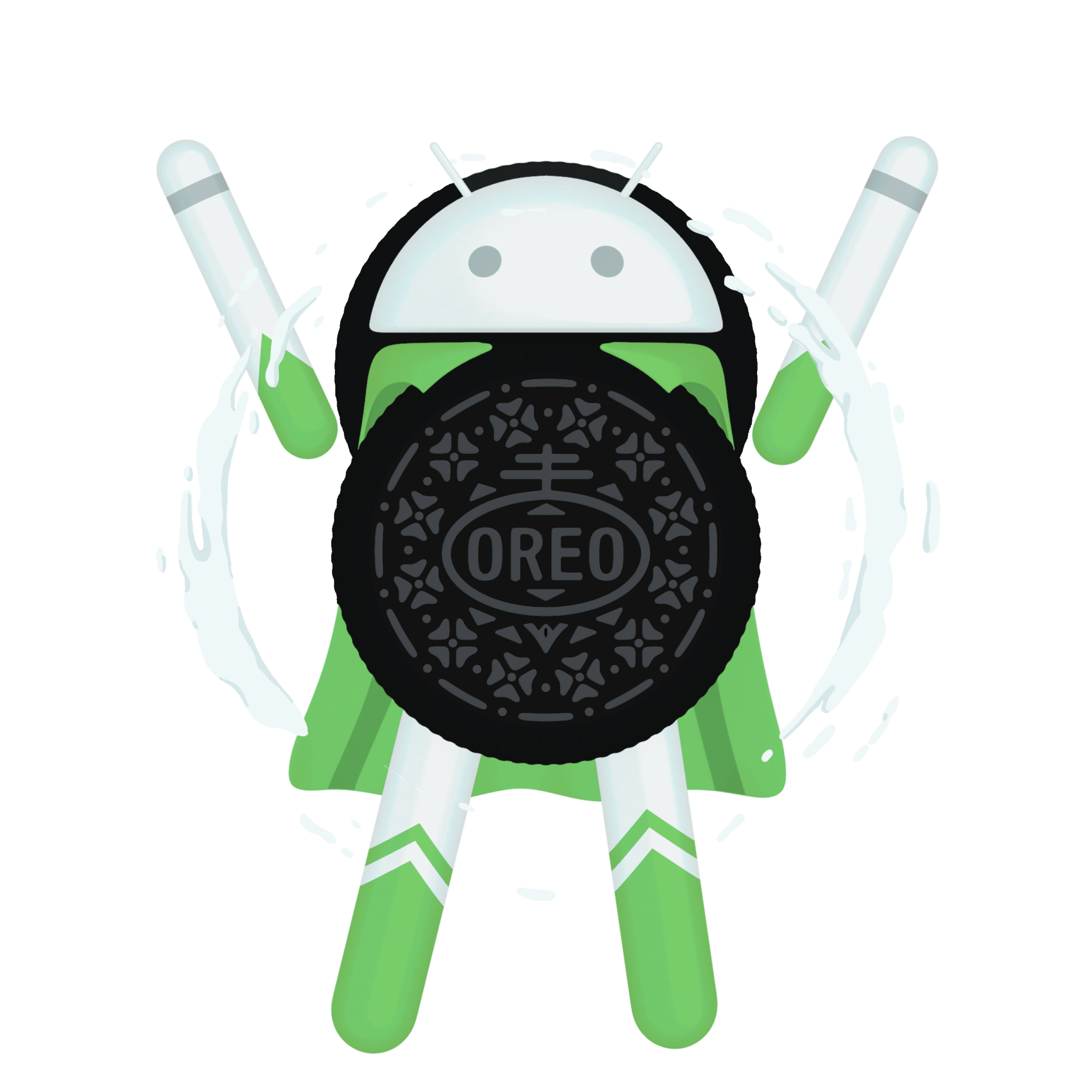 Oreo clipart advertisement. Android powerful njtechreviews advertisements