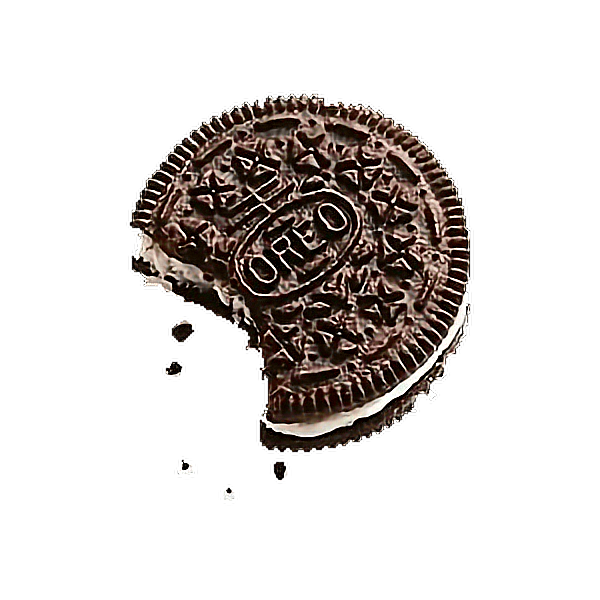 Oreo clipart sticker. Cookie galleta by dany