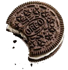 Oreo png. By jhoannaeditions on deviantart