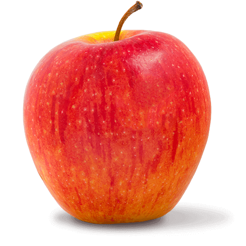 Organic apples png. Pinata lil snappers from