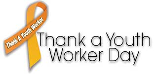 Organization clipart child youth worker. Thank a day wisconsin