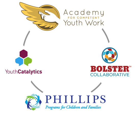 Organization clipart child youth worker. Thrive training collaborative formed