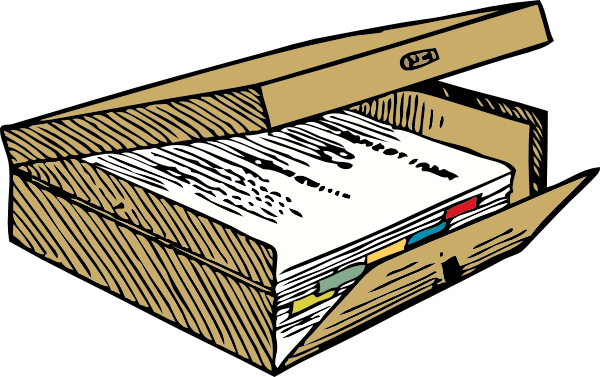 Clip at file. Free filing cliparts download