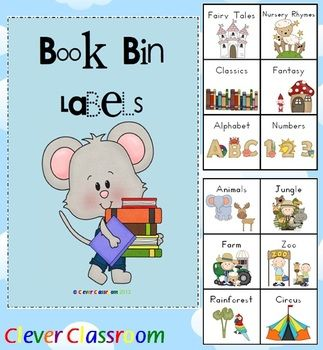 Organized clipart library rule. Best classroom organization