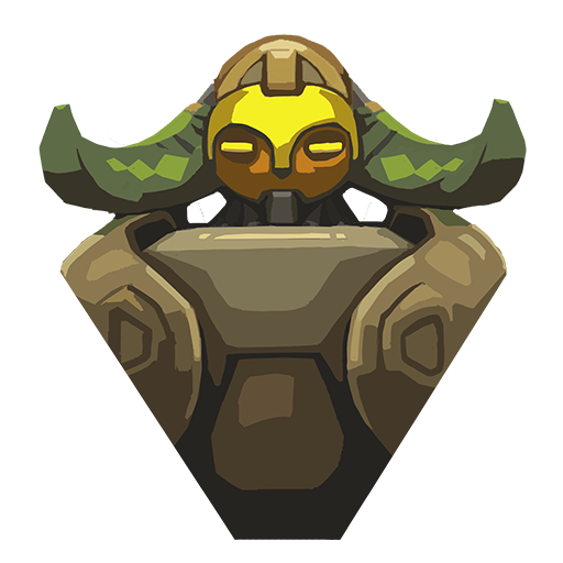 Orisa transparent supercharger. Heroes of the storm