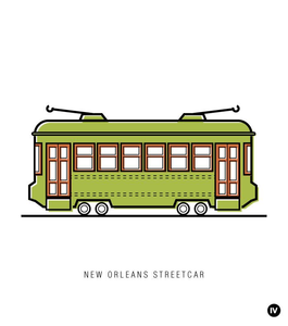 Orleans clipart orleans streetcar. New free images at