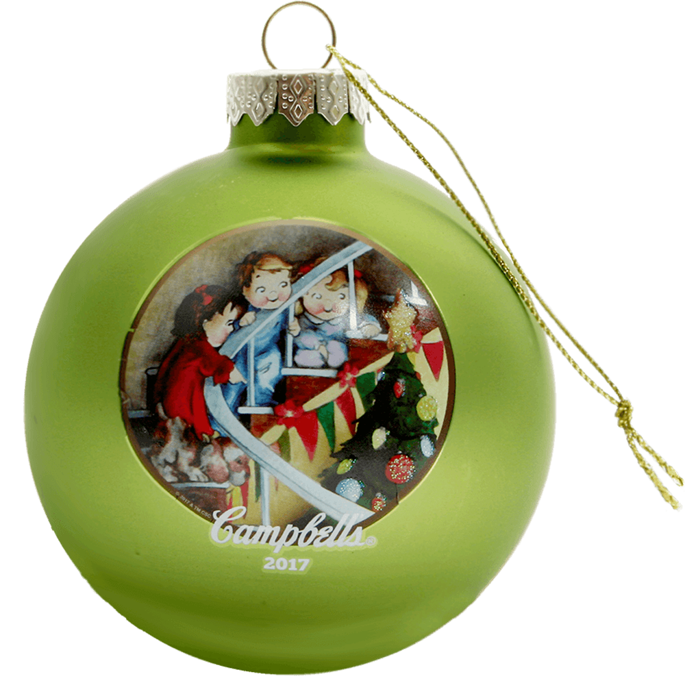 Ornament ball png. Campbell kids s
