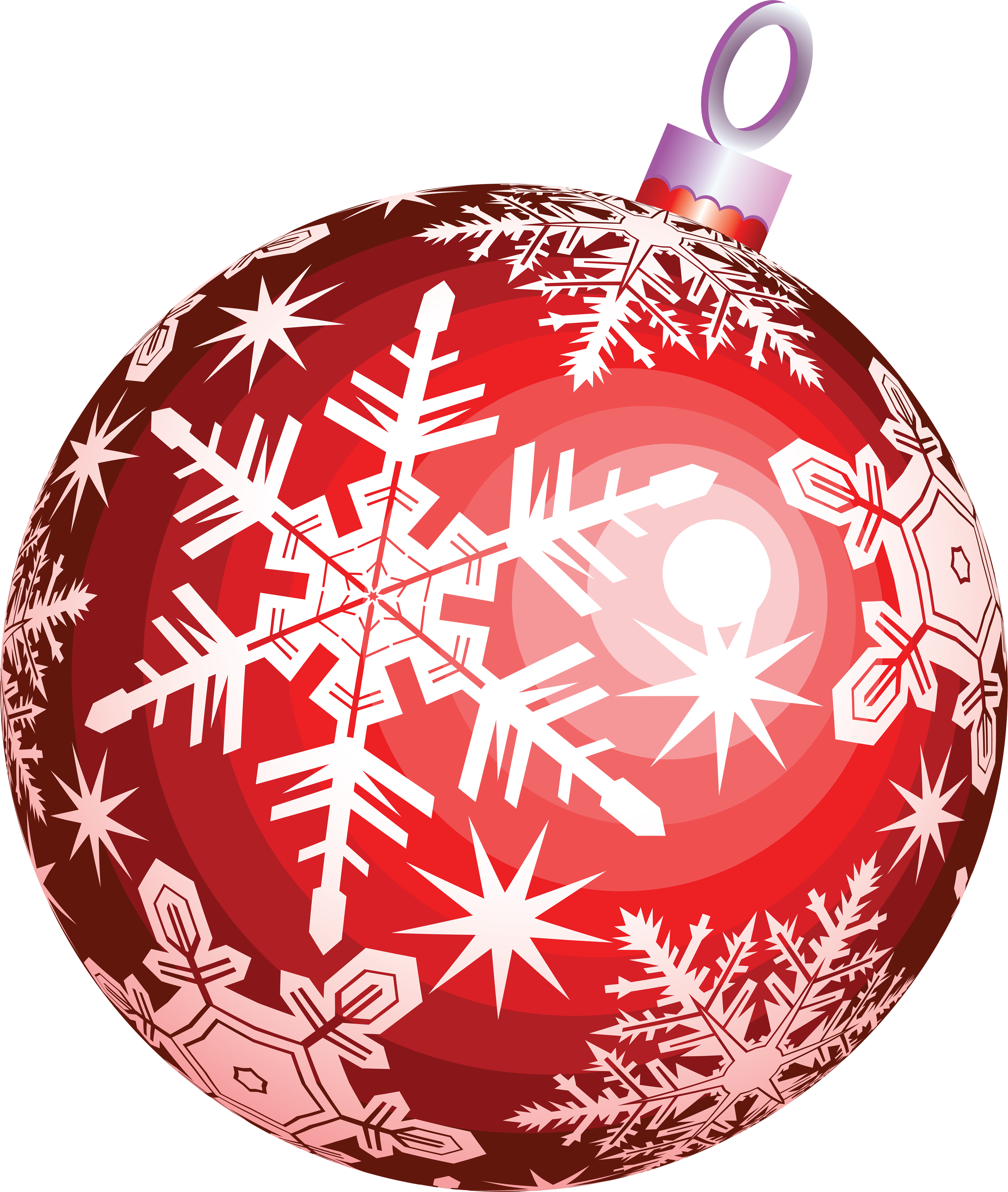 Ornament ball png. Christmas ten isolated stock