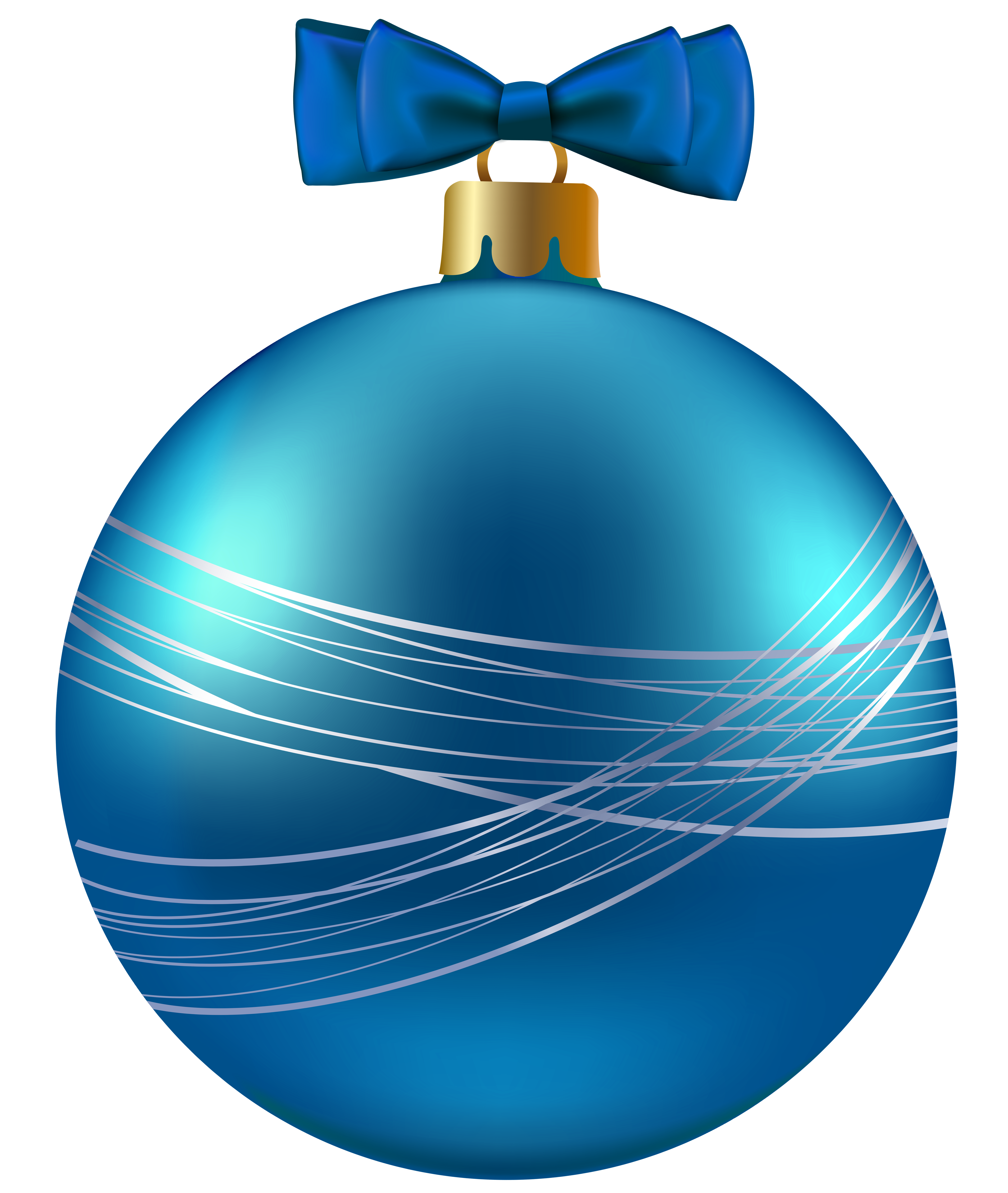 Ornament clipart teal. Blue christmas png image