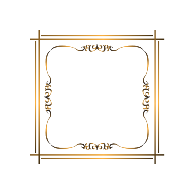 Ai vector ornamental. Luxury ornament frame background