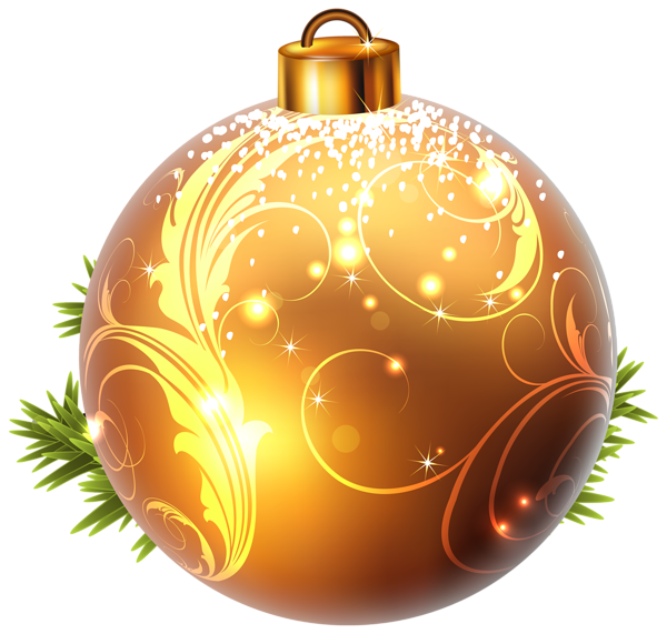 Ornaments clipart yellow ornament. Christmas ball png image