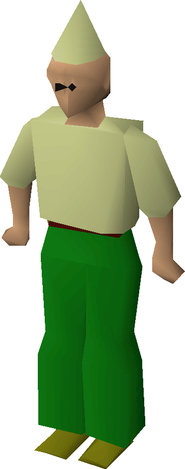 Osrs gnome child png. Old school runescape wiki