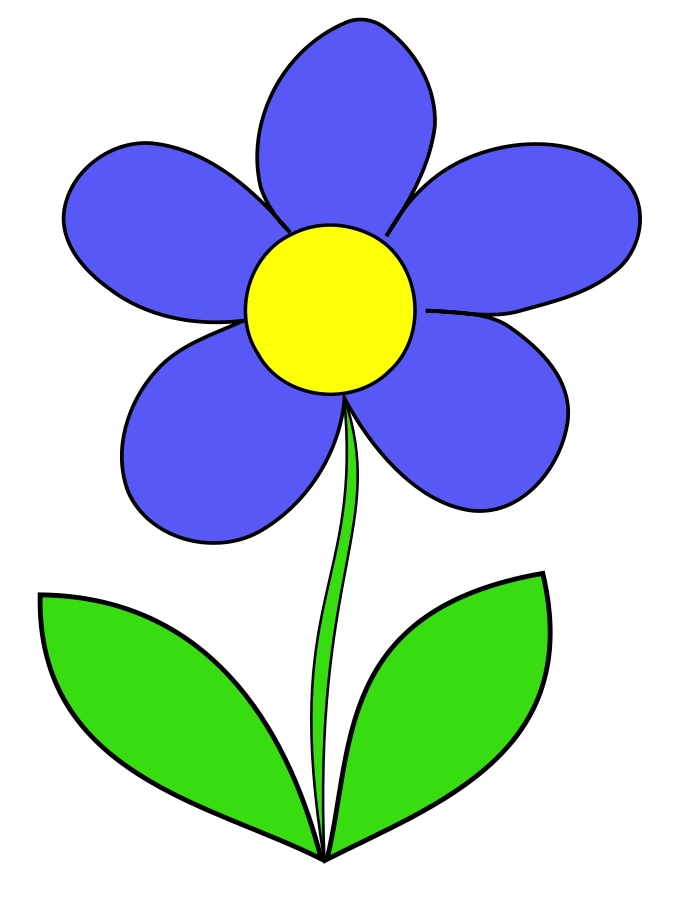 Blossom clipart animated. Free flower images download