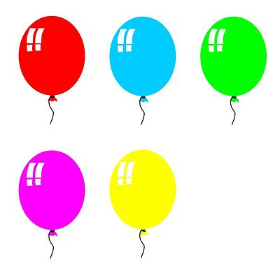 Other clipart colourful balloon. Colored balloons clip art