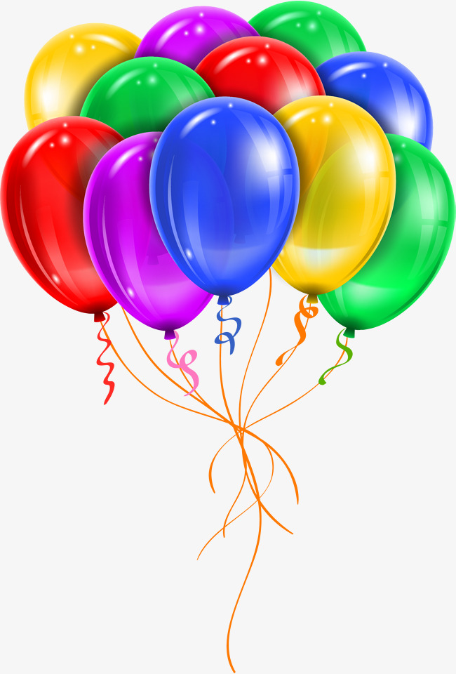 Other clipart colourful balloon. Dream colorful png image