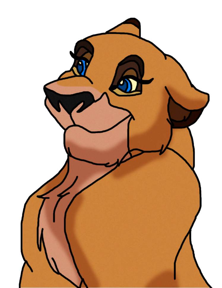 Other clipart outcast. Lion king iii return