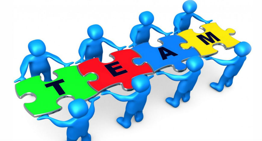 Others clipart teamwork. Tips for building