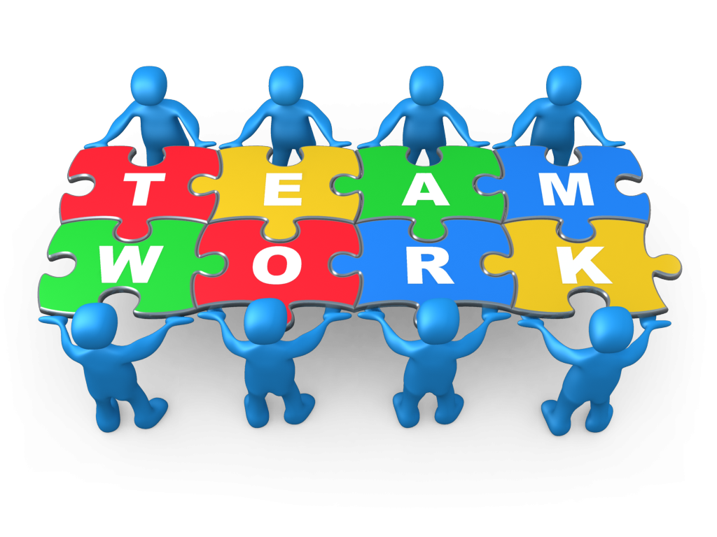 Others clipart teamwork. Amazing ways to