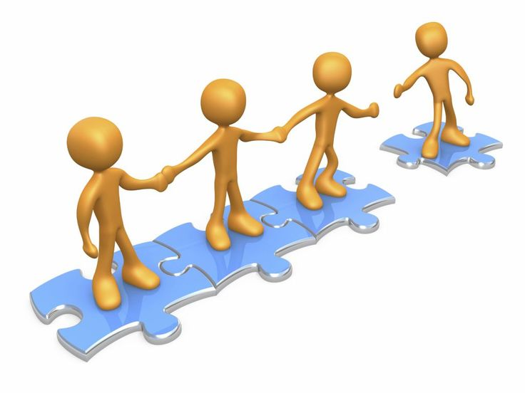 others clipart teamwork