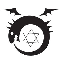 Image png wiki fandom. Ouroboros transparent fullmetal alchemist graphic black and white library