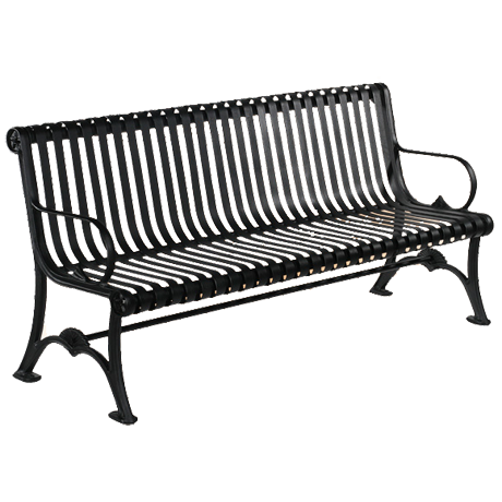 Outdoor bench png. Be bk benches