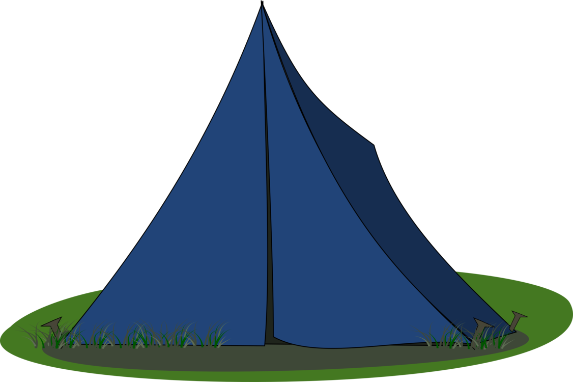 Outdoor drawing tent. Camping poles stakes scouting