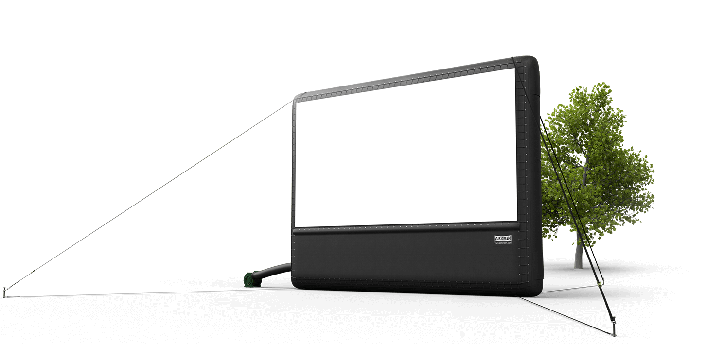 Outdoor movie screen png. Inflatable screens movies com