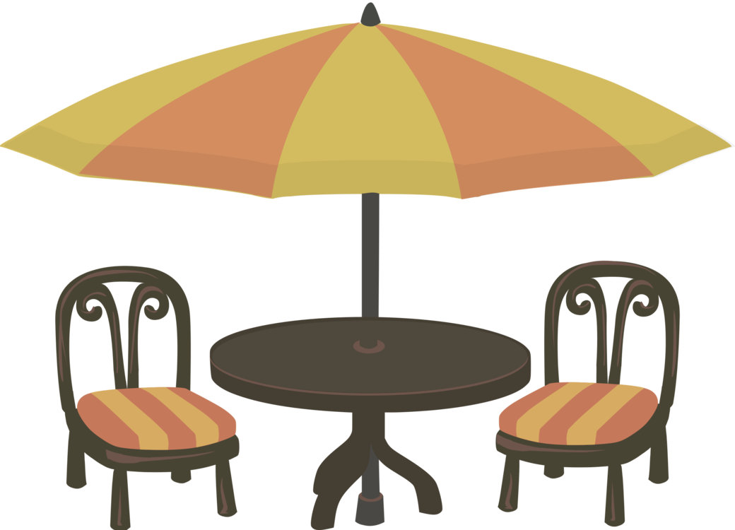 Restaurant clipart bistro. Cafe coffee tables free