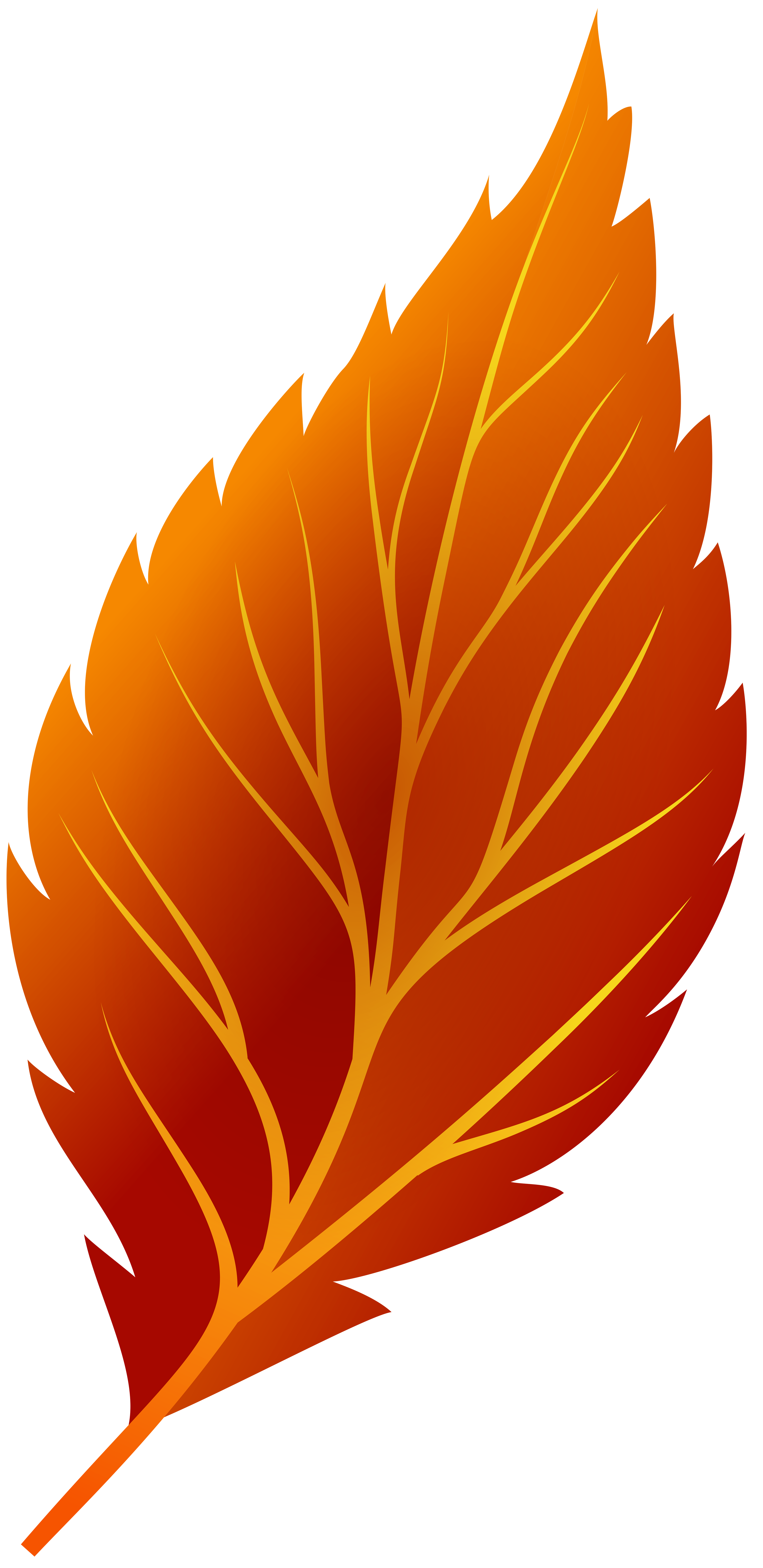 Fall leaf clip art png. Red autumn best web