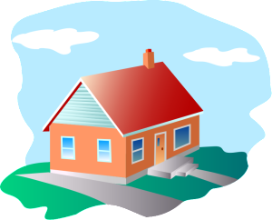 Outer clipart cute house. Things you need