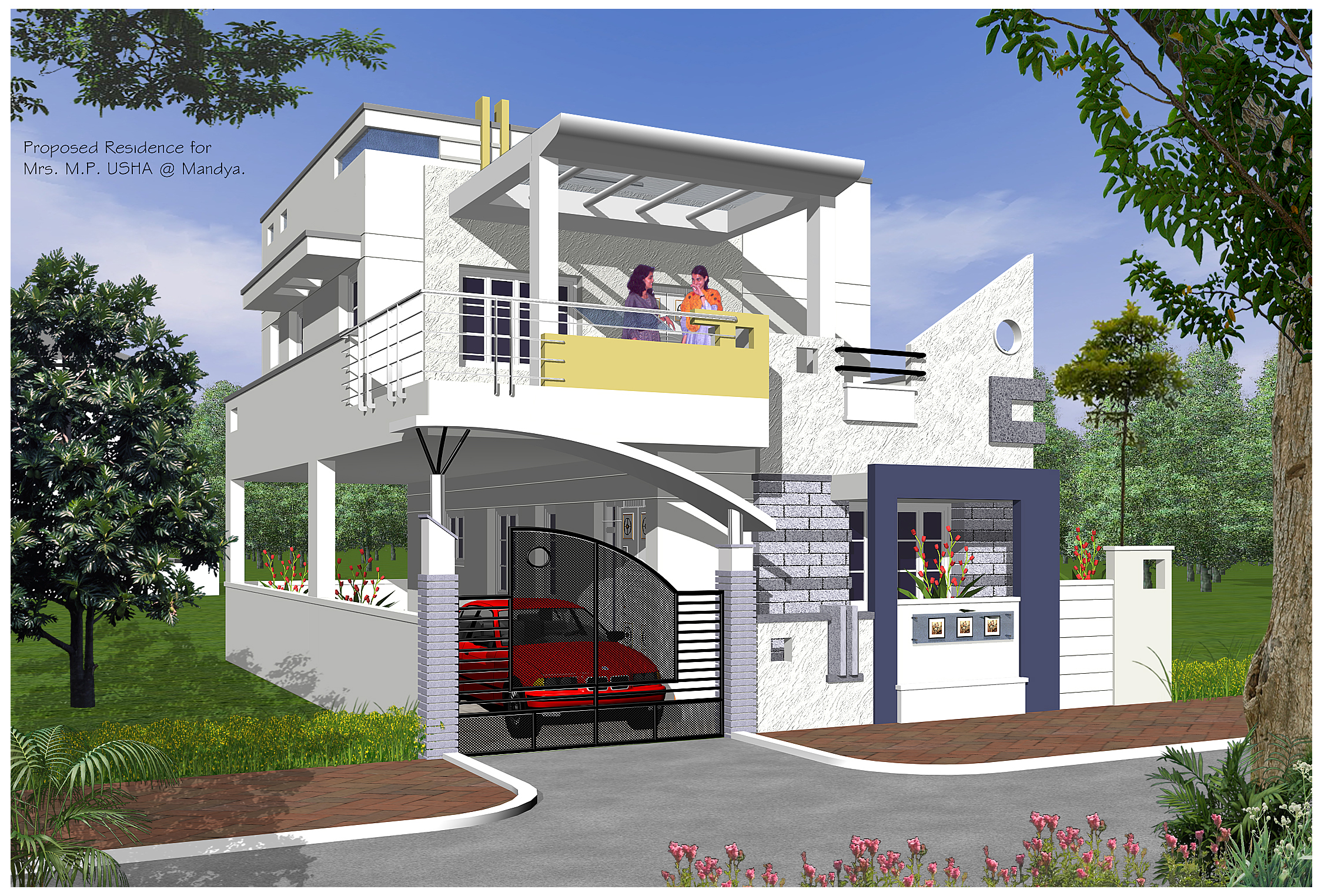 Picture 151220 Outer Clipart Front House