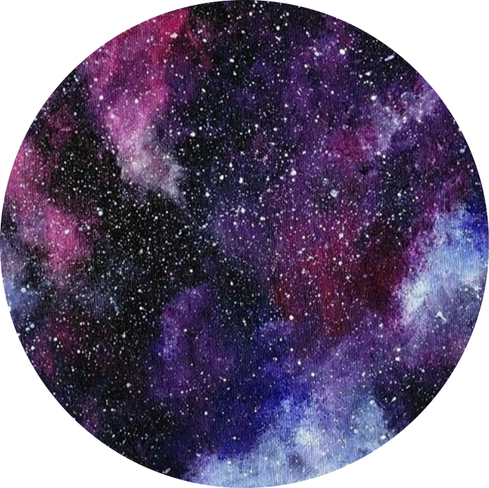 Space backgrounds png. Background cirlce border round