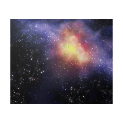 Outer space png. Starry background of deep