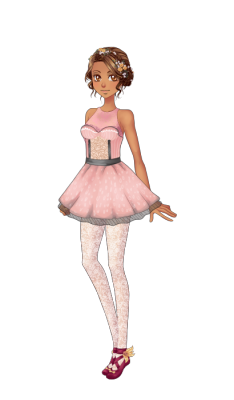 Outfits Drawing Ballerina Transparent Png Clipart Free Download