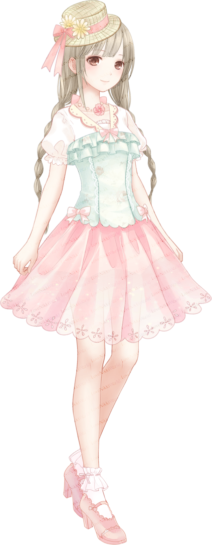 Outfits drawing flower. Lilith field nikki pinterest