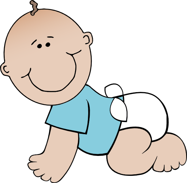 Screaming child vector png. Free baby outline download