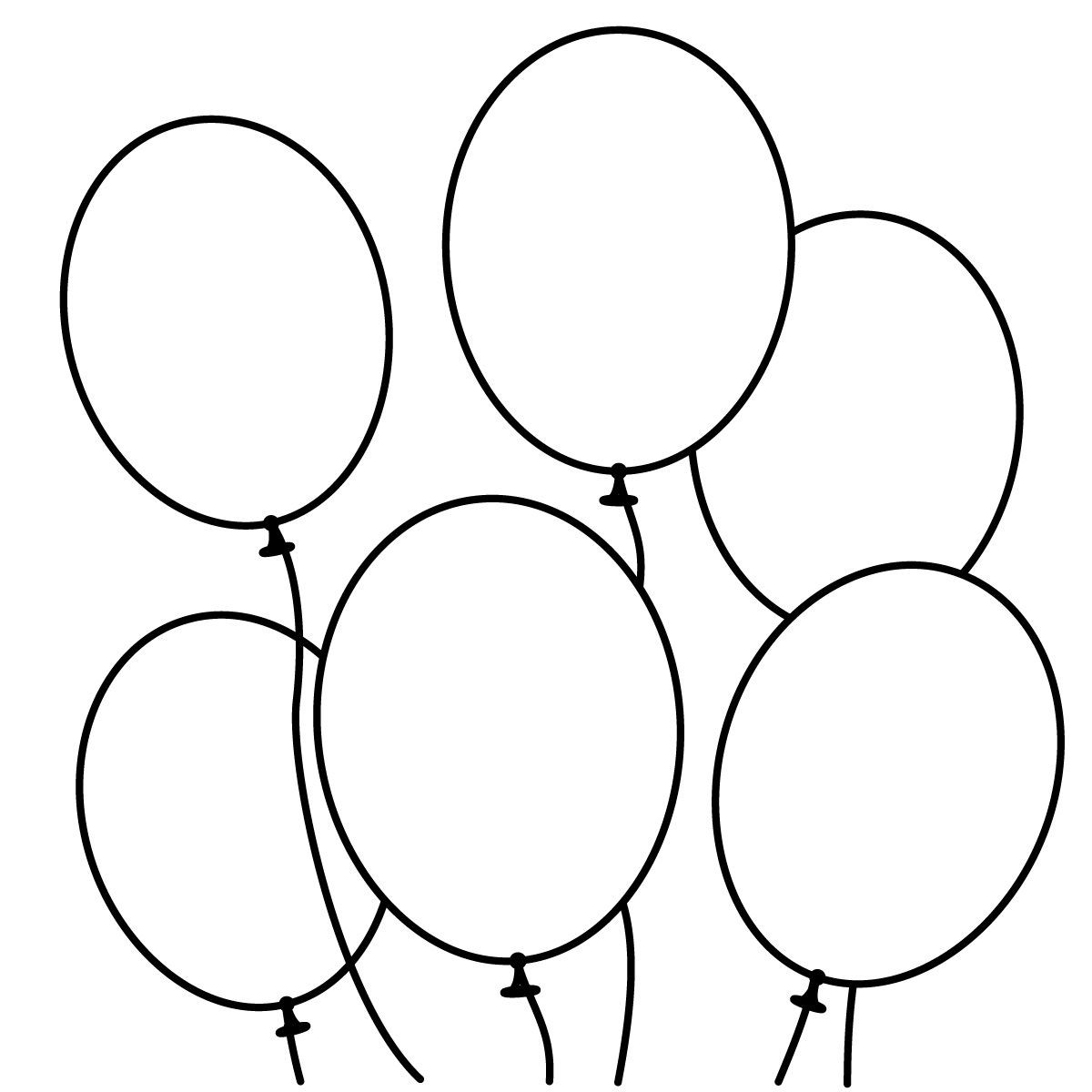 Outline clipart balloon. Snowmen black and white