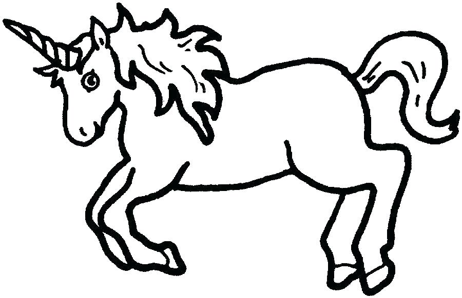 Outline clipart unicorn. Head tattoo in real
