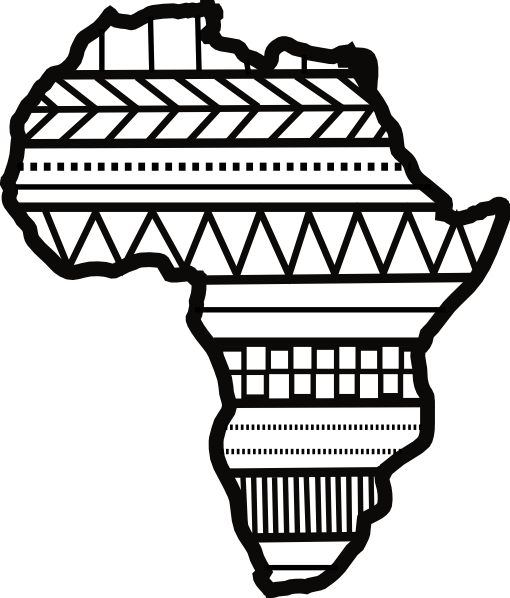 Outline of africa png. Complete clip art at