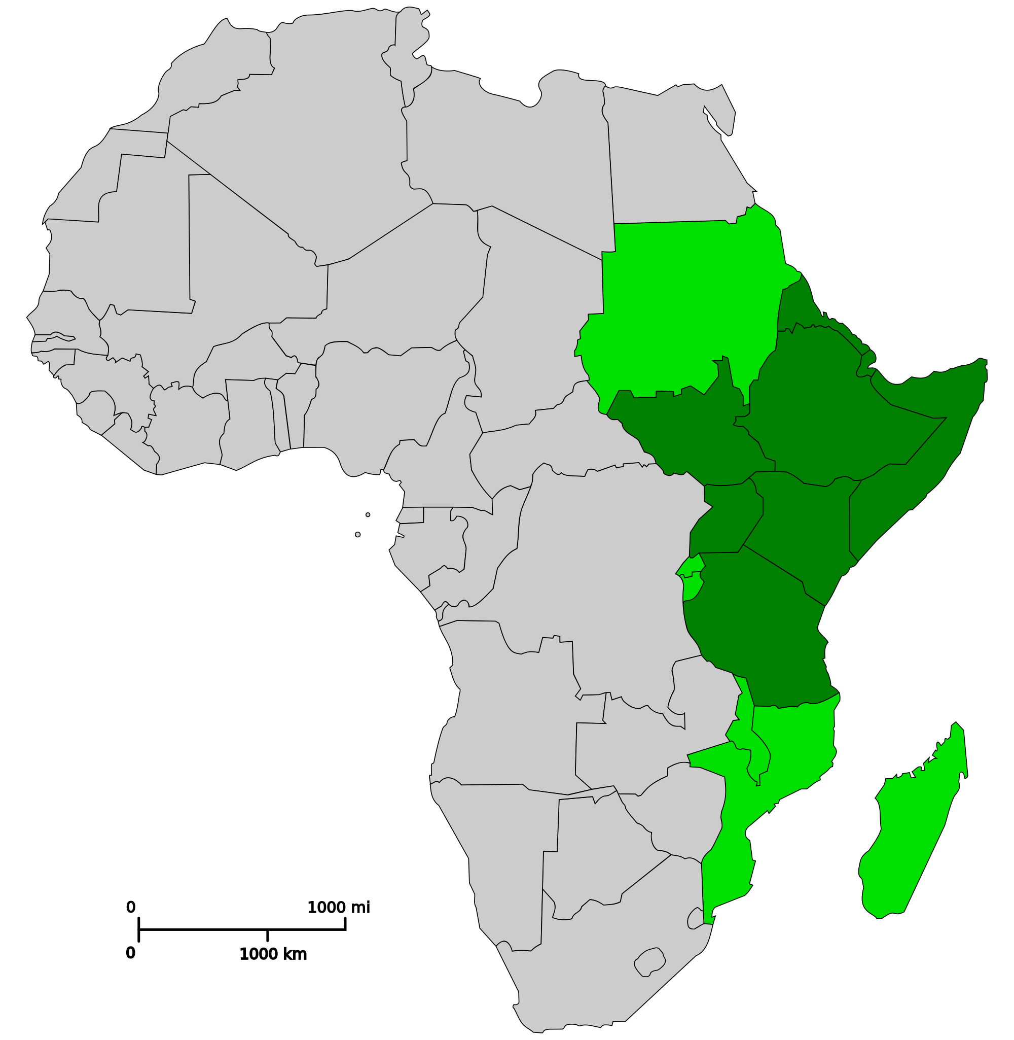 Outline of africa png. File east svg wikimedia