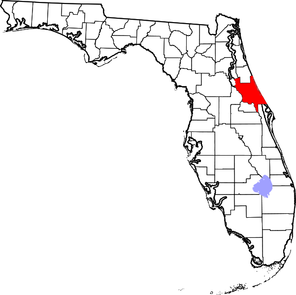 Outline of florida png. File map highlighting volusia