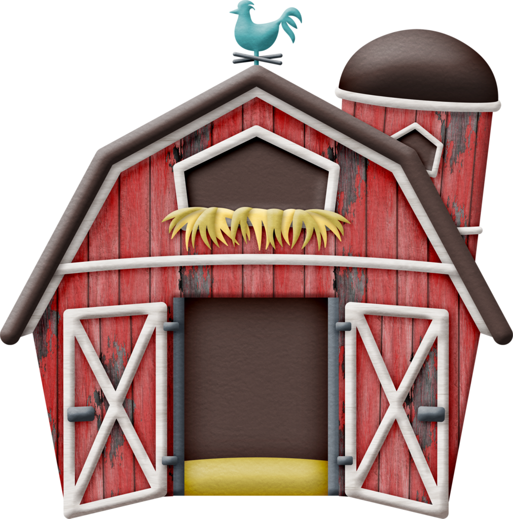 Barn png animal farm. Clipart pinterest scrapbook and