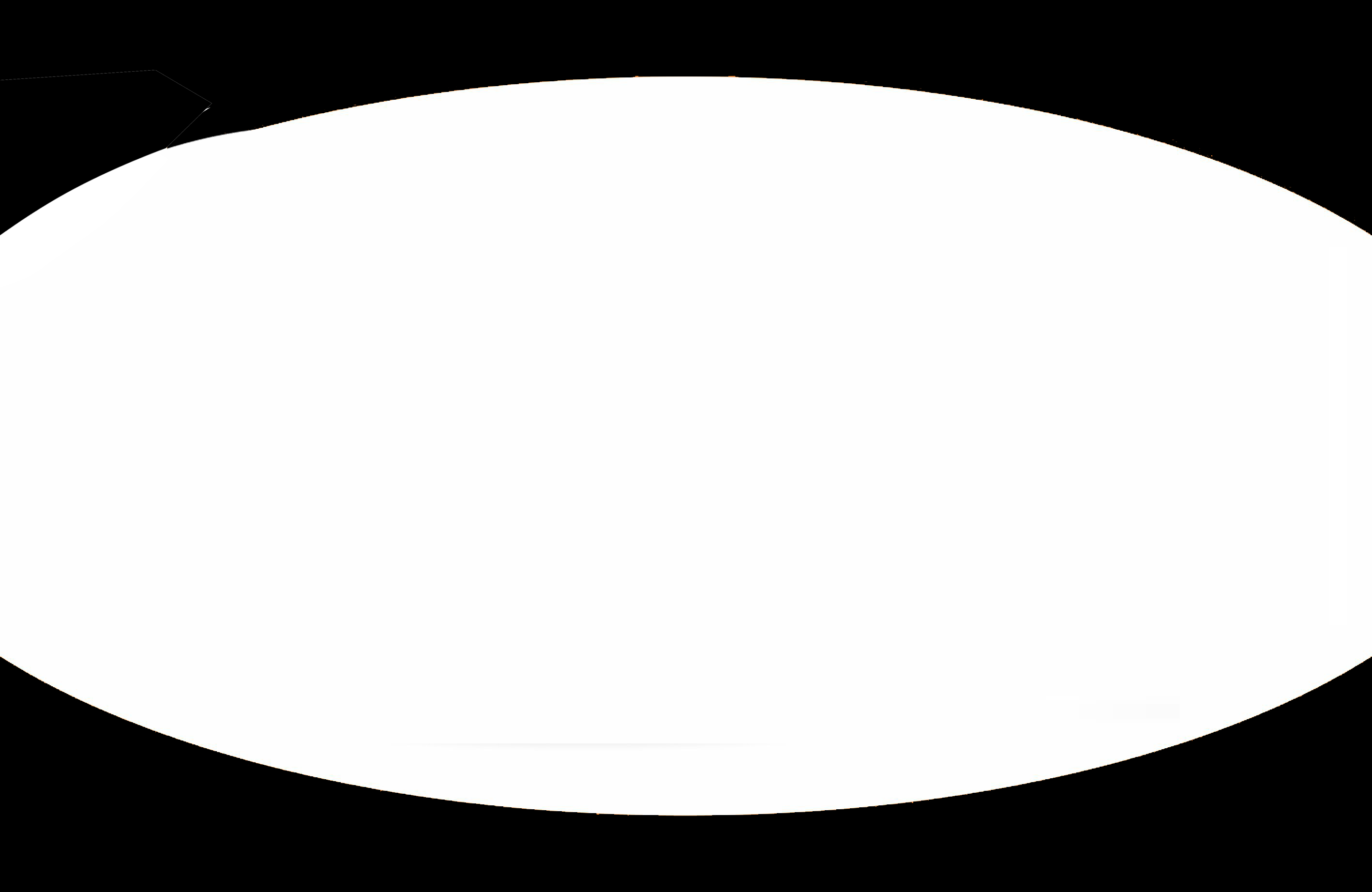 Oval clipart oblong. Css how to give